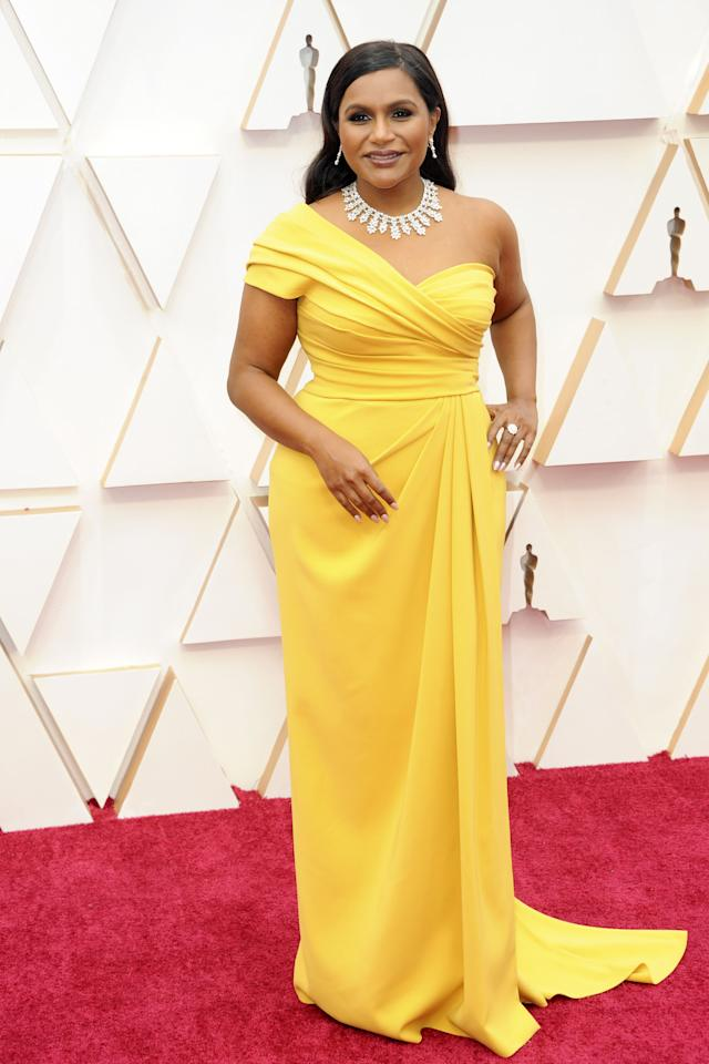 <p>From her character Mindy Lahiri's enviable wardrobe on The Mindy Project to her fabulous red-carpet appearances and the cheerfully printed looks she serves up on her own Instagram account, the multi-talented writer, comedian and actor Mindy Kaling's sartorial choices have always been bold and beautiful. Here, we take a look at some of her best style moments (and learn how to recreate them for ourselves). </p>