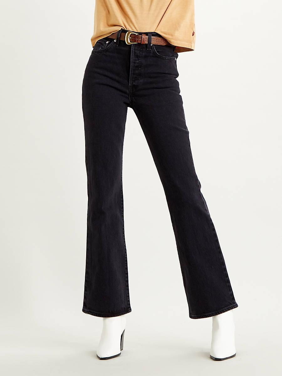 """<h2><span>Levi's</span></h2><br><strong>Dates: </strong>Now - May 31<br><strong>Sale: </strong>30% off sitewide; additional 50% off sale styles <br><strong>Promo Code: </strong>SMILE<br><br><em>Shop <strong><a href=""""https://www.levi.com/"""" rel=""""nofollow noopener"""" target=""""_blank"""" data-ylk=""""slk:Levi's"""" class=""""link rapid-noclick-resp"""">Levi's</a></strong></em><br><br><strong>Levi's</strong> Ribcage Bootcut Jeans, $, available at <a href=""""https://go.skimresources.com/?id=30283X879131&url=https%3A%2F%2Fwww.levi.com%2FUS%2Fen_US%2Fapparel%2Fclothing%2Fbottoms%2Fribcage-bootcut-womens-jeans%2Fp%2F369340003"""" rel=""""nofollow noopener"""" target=""""_blank"""" data-ylk=""""slk:Levi's"""" class=""""link rapid-noclick-resp"""">Levi's</a>"""