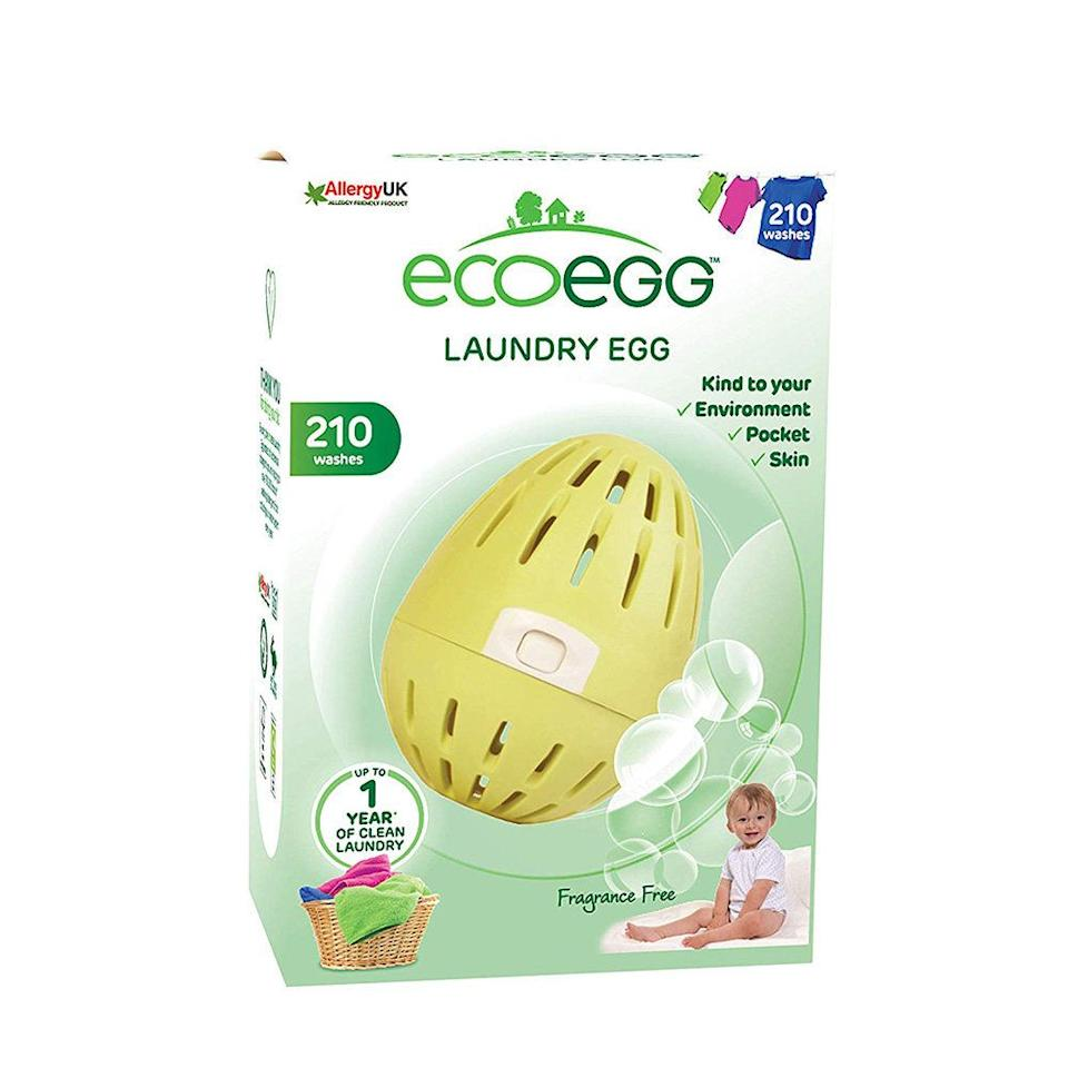 Ecoegg Laundry Egg. (Photo: Amazon)