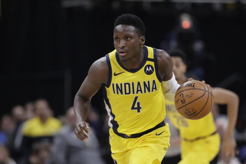 Oladipo backtracks on sitting out rest of season with Pacers