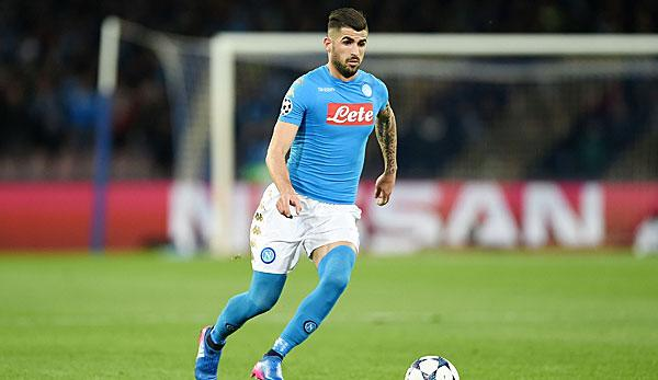 Premier League: Manchester United hat Interesse an Neapels Elseid Hysaj