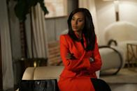 """<p><a href=""""http://www.popsugar.com/Scandal"""" class=""""link rapid-noclick-resp"""" rel=""""nofollow noopener"""" target=""""_blank"""" data-ylk=""""slk:Scandal""""><strong>Scandal</strong></a>'s not so much about high school drama, but it is about politicians keeping dirty secrets and doing whatever it takes to grab power - just like Payton. And while it's not a straight comedy, it does have its darkly funny moments, such as when literally any character goes into a full-blown Shakespearean monologue. Remember when Cyrus Beene said that he <a href=""""http://www.youtube.com/watch?v=zeWb3FKpCUc"""" class=""""link rapid-noclick-resp"""" rel=""""nofollow noopener"""" target=""""_blank"""" data-ylk=""""slk:wasn't a little b*tch baby"""">wasn't a little b*tch baby</a>? <br></p> <p><a href=""""https://www.popsugar.com/buy?url=http%3A%2F%2Fwww.hulu.com%2Fseries%2Fscandal-ef4342b5-3fb0-4b30-8fae-285347967776&p_name=Watch%20it%20here.&retailer=hulu.com&evar1=buzz%3Aus&evar9=46633854&evar98=https%3A%2F%2Fwww.popsugar.com%2Fphoto-gallery%2F46633854%2Fimage%2F46633877%2FScandal&prop13=api&pdata=1"""" rel=""""nofollow noopener"""" class=""""link rapid-noclick-resp"""" target=""""_blank"""" data-ylk=""""slk:Watch it here."""">Watch it here.</a></p>"""