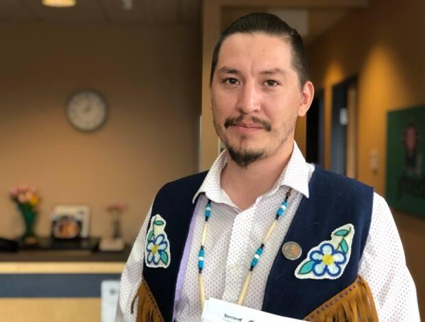 Vuntut Gwitchin First Nation Chief Dana Tizya-Tramm. Tizya-Tramm says a recent Yukon Court of Appeal decision that validated the legality of his First Nation's residency requirement for elected officials is not a