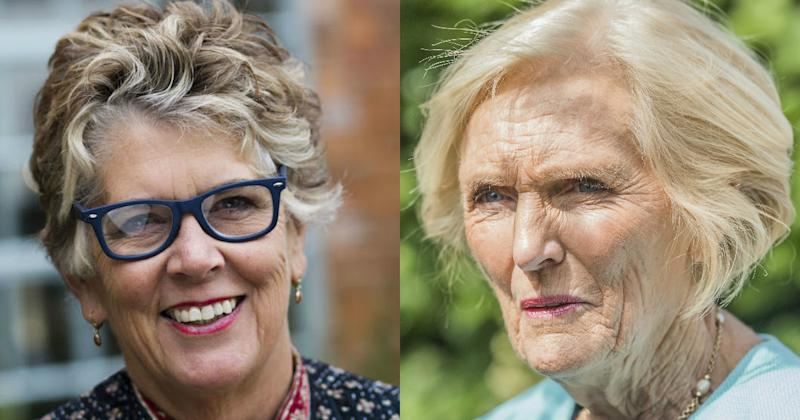 Prue Leith will reportedly earn three times more than Mary Berry in her Great British Bake Off role (Copyright: David Hartley/Guy Bell/REX/Shutterstock)