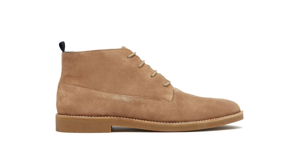 Dene Lace Up Boot