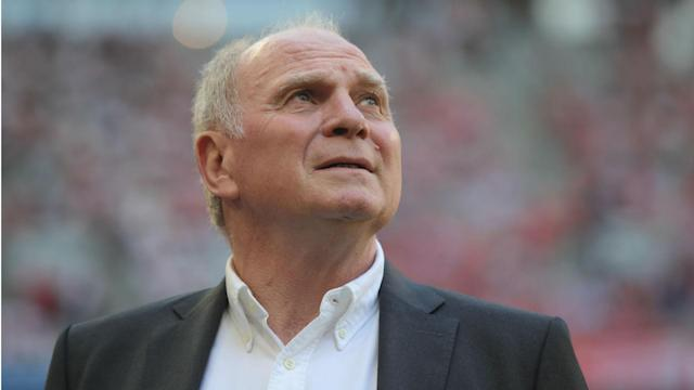 Bayern Munich will not be spending big money on a squad overhaul in the close season, according to club president Uli Hoeness.