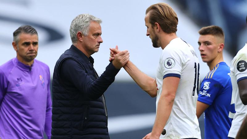 Mourinho: Kane is second to none, Spurs are lucky to have him