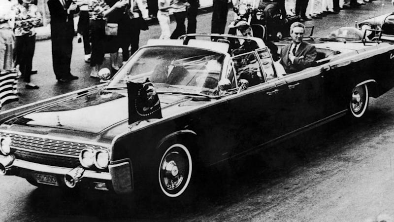 The Top 5 John F. Kennedy Assassination Conspiracy Theories (ABC News)
