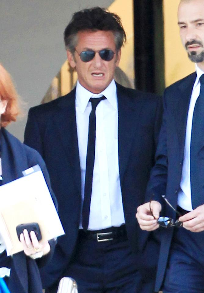 "<p class=""MsoNoSpacing""><b><span style=""font-weight:normal;"">Sean Penn is as outspoken as he is a decorated actor. The two-time Oscar winner, 51, has angered people all over the world with his comments regarding other countries' politics, including that of his own. In 2002, he paid $56,000 to place an ad in <em>The Washington Post</em>, urging President George Bush to end the war in the Middle East and calling him, Vice President Dick Cheney, and Secretary of State Condoleezza Rice </span></b><span>""villainously and criminally obscene people."" The letter was praised by Venezuelan president Hugo Chavez, an enemy of the United States, who Penn became friends with and even visited in 2007. This past February, the actor – who was ordered to attend anger management classes in 2010 after he attacked a photographer – butted in between Great Britain and Argentina's battle over the Falkland Islands, taking Argentina's side. </span></p>"