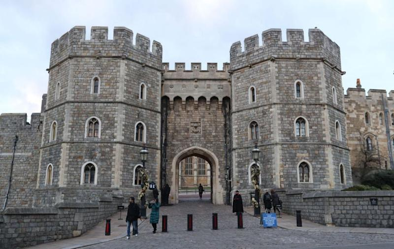 Meghan and Harry are to tie the knot at St George's Chapel in Windsor Castle. Photo: Getty