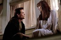 <p>Despite their intense love story throughout the entire film<em>, </em>the scene where Landon Carter proposes to Jamie Sullivan was unequivocally the most romantic. The couple spent the evening looking at comets through a telescope before the teenager popped the question to his dying girlfriend.</p>