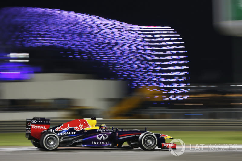 """Red Bull RB9 (2013)<span class=""""copyright"""">Andrew Hone / Motorsport Images</span>"""