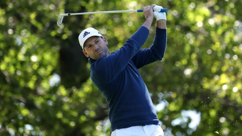 Garcia hunts leader Hoffman at Augusta, Willett facing early Masters exit