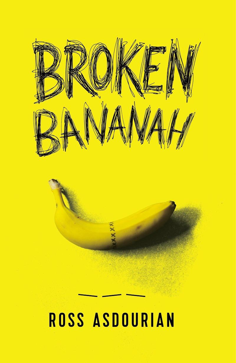 "Does Dad like to curl up with a good book? He'll love <i><a href=""http://amzn.to/2p9bPY5"" target=""_blank"">Broken Bananah</a>,</i> a heartwrenching true-life drama about a man who broke his penis. If the best art is made from suffering, this book is a surefire best-seller."