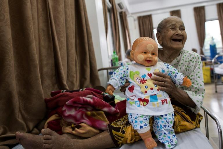 """Twilight Villa"" is a care facility on the edge of Yangon, Myanmar which is home to 120 people aged 70 or over, who have no one else to care for them"