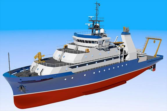The R/V Sally Ride, a Neil Armstrong-class AGOR ship, is the U.S. Navy's first research vessel named after a woman. It is named after the late Sally Ride, first American woman in space.