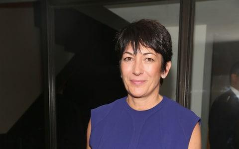 <span>Ghislaine Maxwell's relationship with Epstein is once again under the spotlight</span>