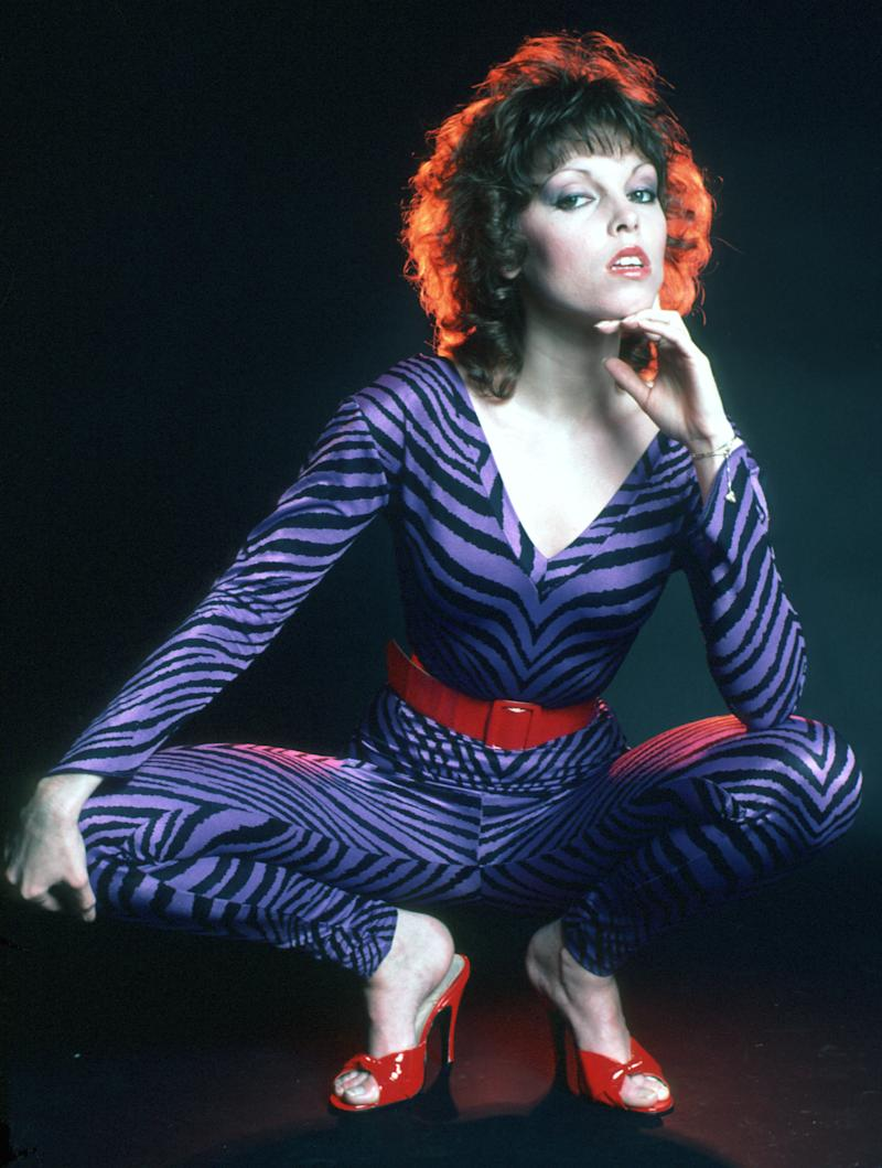 Pat Benatar poses for a portrait in November 1979 in Los Angeles, California. (Photo: Michael Ochs Archives / Getty Images)