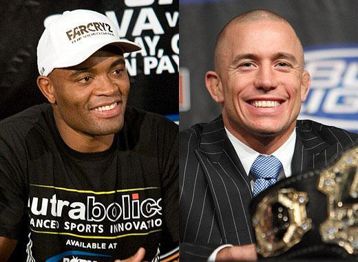 If GSP vs. Anderson Silva Happens, All But a Lock to Be First UFC at Cowboys Stadium