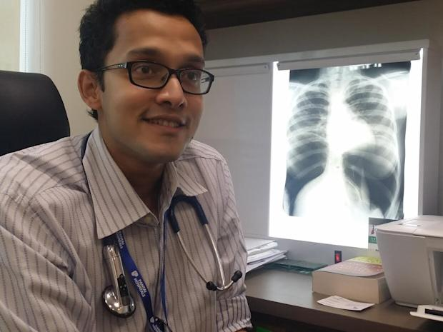 Dr Helmy Haja Mydin said all countries with a public healthcare system will inevitably have to make hard choices about where funding flows to. — Picture courtesy of Dr Helmy Haja Mydin