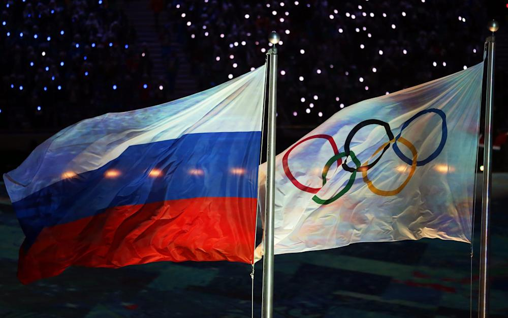 Rusdsia will not compete at next month's Paralympic Games - Credit: EPA