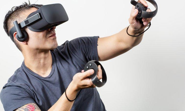 Oculus is droping the price on the Rift in time for its one-year anniversary. Credit: Oculus  Oculus Simply Slashed Rift Bundle Worth by $200 ac4b166a7388b0ef5918b55b63c1ac91