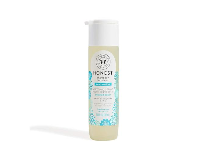 the honest co, best fragrance free shampoos