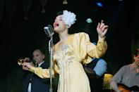 """<p>The true story of the FBI's attempt to ensnare jazz legend Billie Holiday in a drug sting to silence her when she was speaking out on political issues. This affecting drama is a must-see for fans of Holiday's music, and for the tour de force performance from lead Andra Day, who won a Golden Globe for her work.</p> <p><a href=""""https://cna.st/affiliate-link/3m18KYZScRhcLgCMSsNGYi9NN7XdmEUXAN4hxBLjjJ2UwanRUsBHuHLy34bNbn6sRLdTVRqNcXTA6LNPkLkBr7Pcwj3jbumjvteSM6uQFXPdcAgbWQzF4WkGMjP7RZ?cid=6030063f26a087670937e9b4"""" rel=""""nofollow noopener"""" target=""""_blank"""" data-ylk=""""slk:Available to stream on Hulu"""" class=""""link rapid-noclick-resp""""><em>Available to stream on Hulu</em></a></p>"""