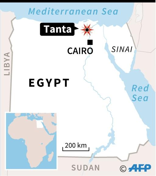 Egypt's Copts have been the target of several jihadist-linked attacks in recent months (AFP Photo/Vincent LEFAI, Kun TIAN)