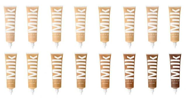 Milk Makeup's new Blur Liquid Matte Foundation makes your complexion look virtually flawless. (Photo: Milk Makeup)