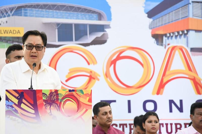 Sports Minister Kiren Rijiju Says Citizens Have a Big Role to Play in India Becoming Sporting Powerhouse
