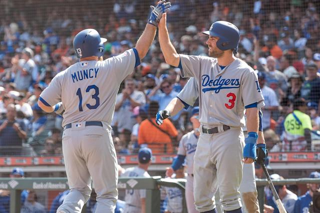 Could there be a new Max Muncy in the Giants' outfield?