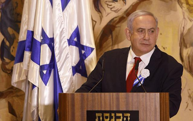 Israel's prime minister gave up on his bid as he turned 70 on Monday - Bloomberg