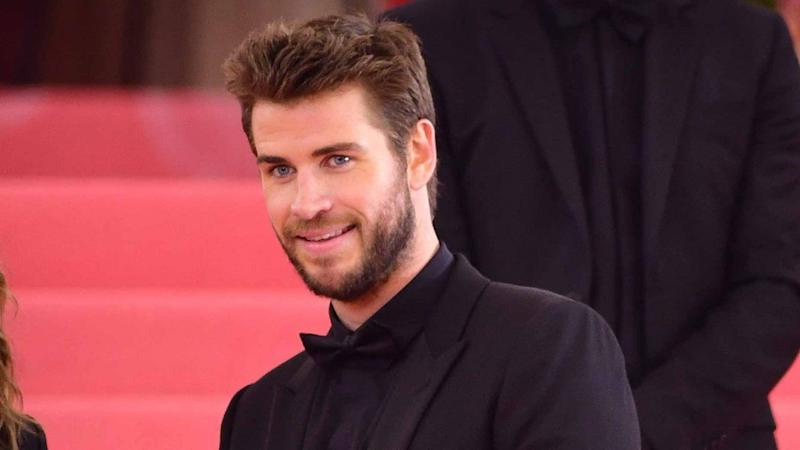 Liam Hemsworth Googled 'Thirst Trap' After Learning He Posted One