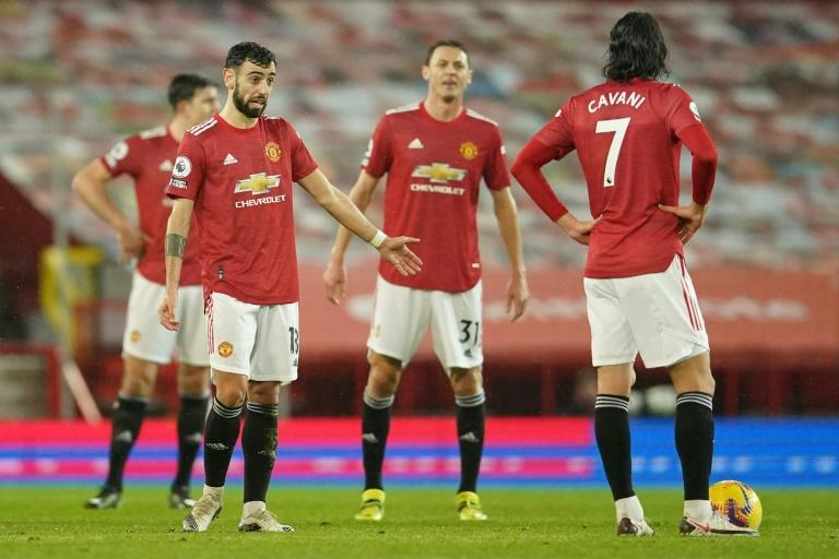 Manchester United's Premier League title hopes suffered a huge setback after defeat by Sheffield United