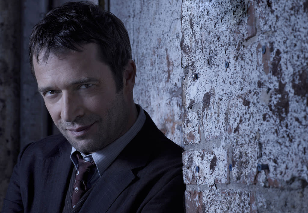 "James Purefoy as Joe Carroll in ""The Following"" on Fox."