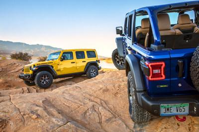 New 2020 Jeep® Wrangler EcoDiesel: Ultimate Fuel Efficiency and Driving Range