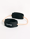 "Mini bands can be tricky to hold in place for a long time, especially if you're focusing on lower-body moves. The solution: Grab a pair of ankle bands to avoid having to constantly fiddle with placement. The resistance level is moderate, meaning these are a great addition for at-home pilates and barre workouts that target hips, thighs, and glutes. $19, Free People. <a href=""https://www.freepeople.com/shop/pvolve-light-ankle-band/?"" rel=""nofollow noopener"" target=""_blank"" data-ylk=""slk:Get it now!"" class=""link rapid-noclick-resp"">Get it now!</a>"
