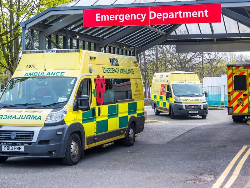 Hospital staff told to report if mistakes are caused by Brexit: Getty