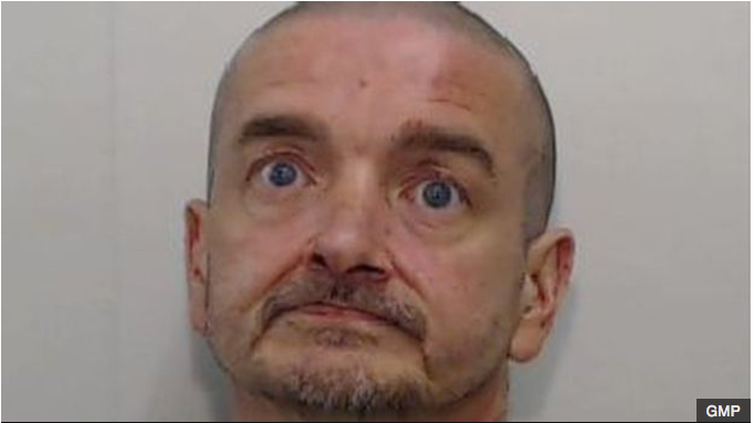 <strong>Mark Buckley, 52, has been sentenced to at least 31 years in prison</strong> (GMP)