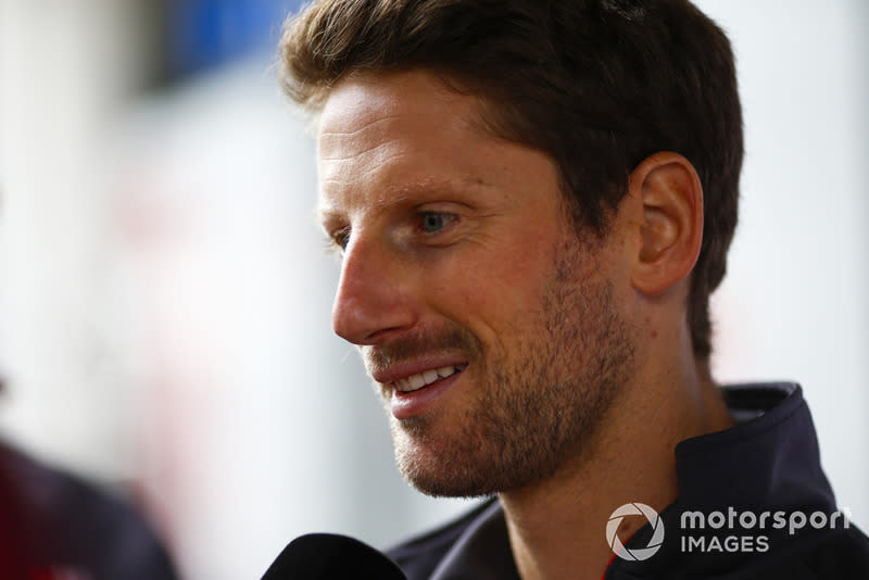 "Romain Grosjean ?<span class=""copyright"">Andy Hone / Motorsport Images</span>"
