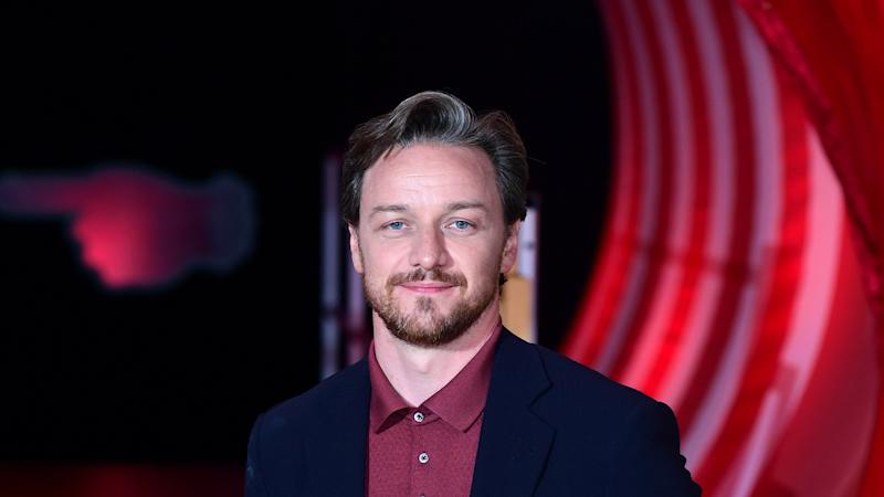 James McAvoy donates £275,000 for protective equipment for NHS workers