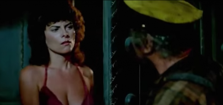 Adrienne Barbeau in 'Escape From New York,' 1981
