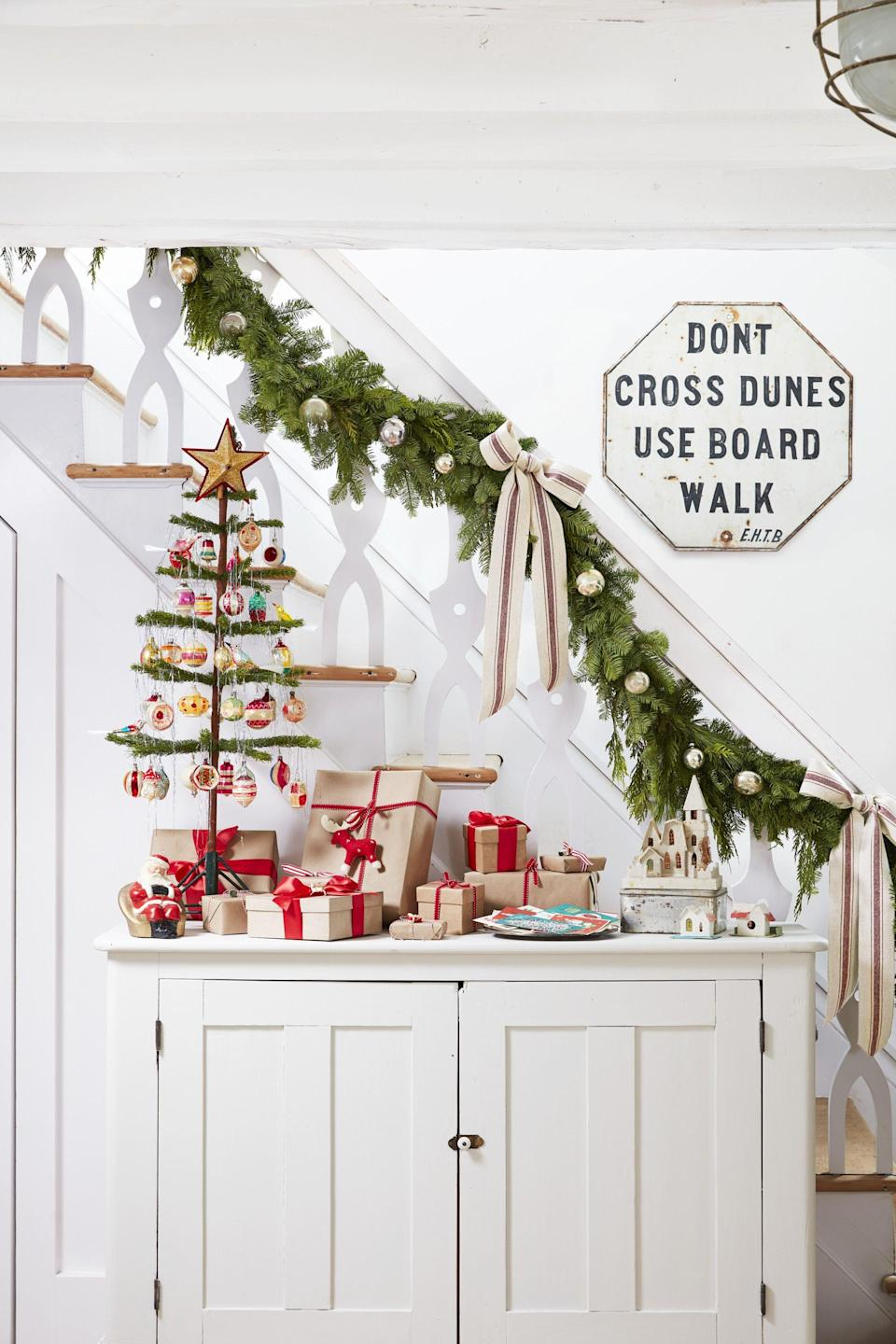 """<p>Have yourself a merry little Christmas by inviting friends old and new over to celebrate the holiday season with these fun and festive Christmas party ideas! We've rounded up some of our favorite ideas to make prepping for parties as fun as throwing them. So, settle in for a day of holiday primping and prepping or movie marathoning. Just don't forget your favorite <a href=""""https://www.countryliving.com/food-drinks/g2087/winter-holiday-drink-recipes/"""" rel=""""nofollow noopener"""" target=""""_blank"""" data-ylk=""""slk:winter drink recipe"""" class=""""link rapid-noclick-resp"""">winter drink recipe</a> and a slice of <a href=""""https://www.countryliving.com/food-drinks/g3610/christmas-fruitcake-recipes/"""" rel=""""nofollow noopener"""" target=""""_blank"""" data-ylk=""""slk:fruitcake"""" class=""""link rapid-noclick-resp"""">fruitcake</a>. </p><p>For those with a crafty holiday spirit, you'll love our crafter-noon parties. From crafting Christmas wreaths to hosting a fun (and helpful) gift-wrapping party, we have enough ideas to last you the entire season—and then some! Relax and make ornaments with your friends (with our favorite DIY Christmas ornament ideas and tutorials to get you started, no less) or kick it old school with a salt dough crafting extravaganza. You can even throw a cookie swap party where guests are invited to bring their favorite cookie and share <a href=""""https://www.countryliving.com/food-drinks/g2777/christmas-sugar-cookies/"""" rel=""""nofollow noopener"""" target=""""_blank"""" data-ylk=""""slk:Christmas cookie recipes"""" class=""""link rapid-noclick-resp"""">Christmas cookie recipes</a>. </p><p>If your friends aren't the crafty type, which we can totally understand in the hustle and bustle of the holiday season, we've got ideas for you too. Throw a fun holiday soiree inspired by your favorite Christmas movie, or go for a <a href=""""https://www.countryliving.com/food-drinks/g635/holiday-recipe-book-1108/"""" rel=""""nofollow noopener"""" target=""""_blank"""" data-ylk=""""slk:classic holiday dinner party"""" class=""""link rapid-noclick-resp"""