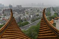 Wuhan is slowly reopening after a lockdown to prevent transmission of the virus