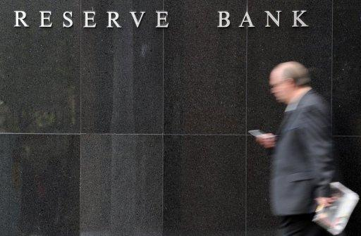 The Reserve Bank of Australia says it now expects growth of 3.5 percent for 2012