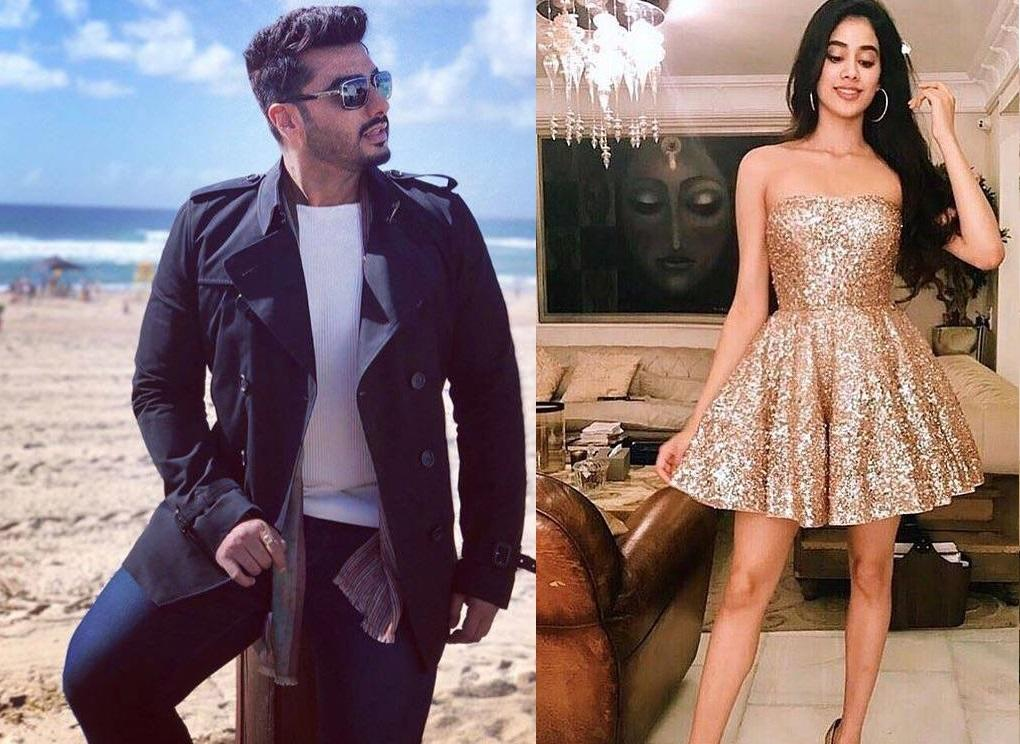 <p>Arjun Kapoor is 11 years older to Jhanvi. One thing clear from the way he destroyed a certain entertainment website for making derogatory remarks on Jhanvi, is, every girl needs a bro like Arjun Kapoor in her life. After Sridevi's demise we are hoping that both sides of Bonny Kapoor's family would come closer and the girls will have their brother's support always. </p>