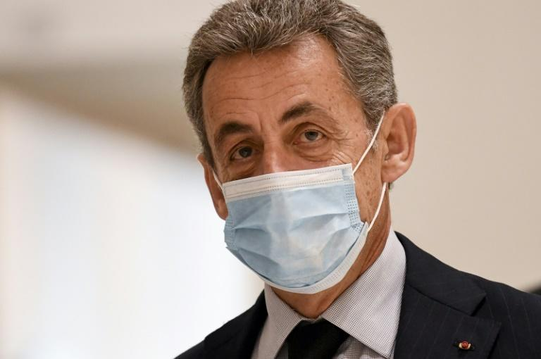 Sarkozy faces a string of legal cases relating to his time as president from 2007-2012