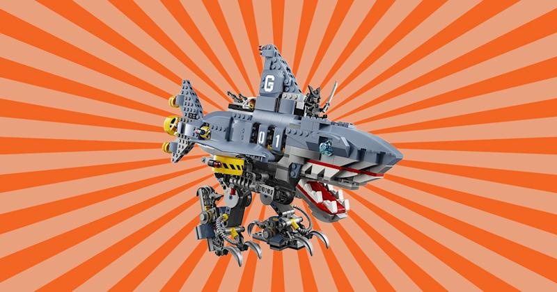 Amazon Is Having A Cyber Monday Sale On Lego Sets
