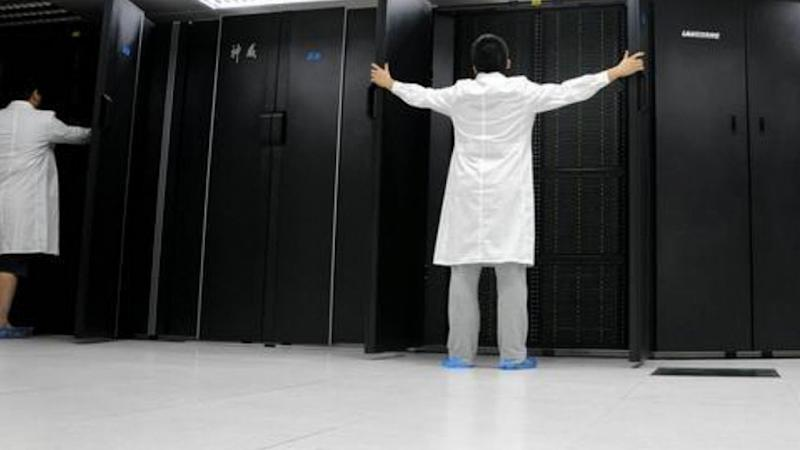 IBM's Pangea III is the world's most powerful commercial supercomputer